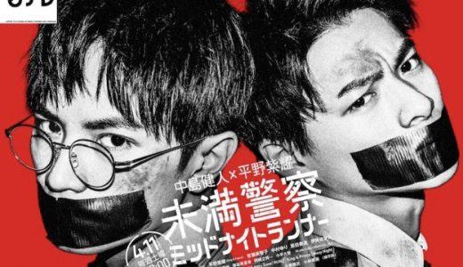 【未満警察】中島健人のメガネのブランドはどこ?丸メガネ着用に賛否の声!