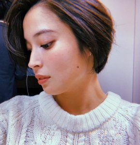 広瀬アリス 髪型